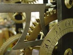 mécanisme horlogerie