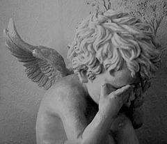 Ange en Pleurs