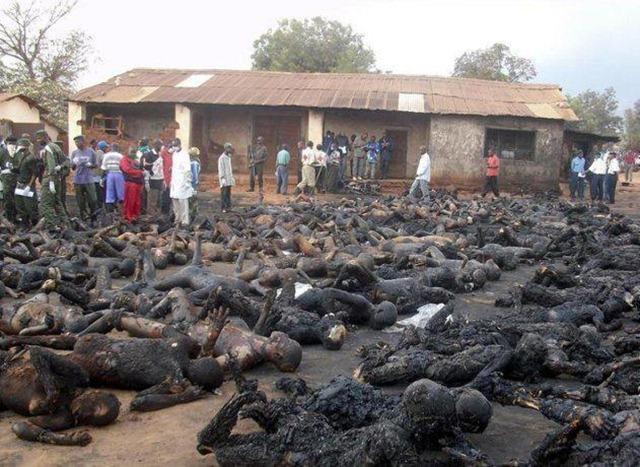 massacre des chrétiens au Nigéria