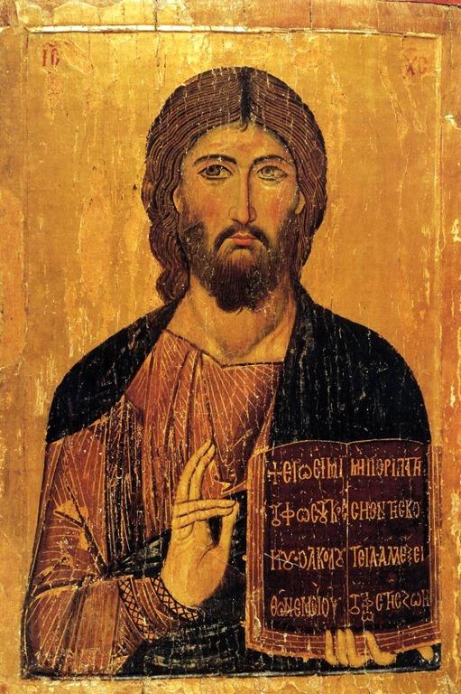 Christ_Pantocrator_Sinai