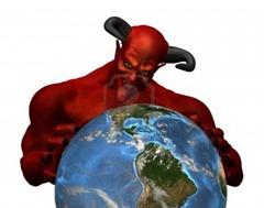 il-diavolo-nel-controllo-della-terra