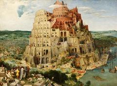 Bruegel_l_Ancien_-_La_Tour_de_Babel_(Vienne)