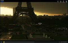 Paris - juin 2013 - Nuage d'orage