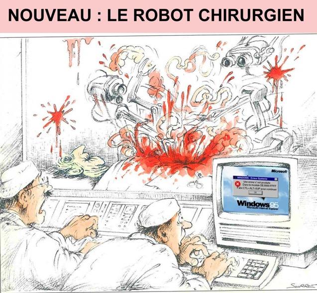 robot chirurgien