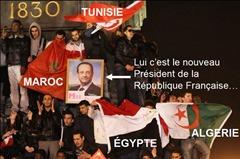 Hollande élu par le vote émigré