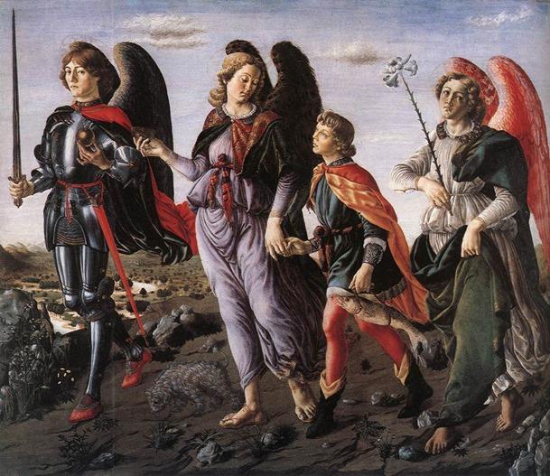 Saint Michel Archange et tous les saints Anges