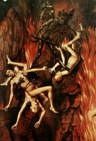 enfer et damnés
