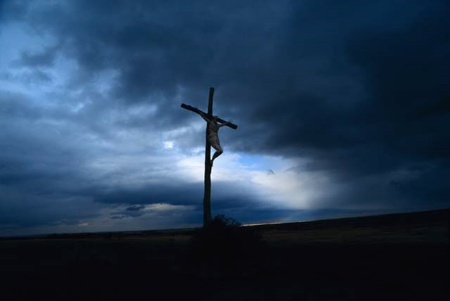 Christ by lepianda