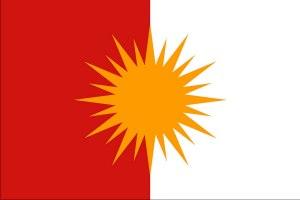 drapeau-Yazidi
