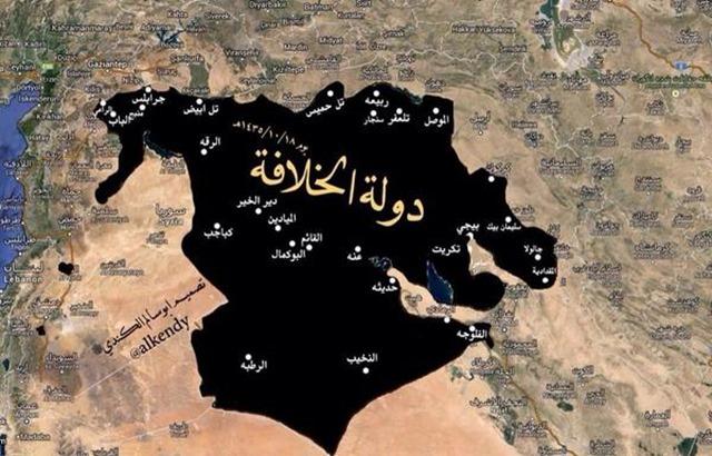 Marquage EIIL Califat