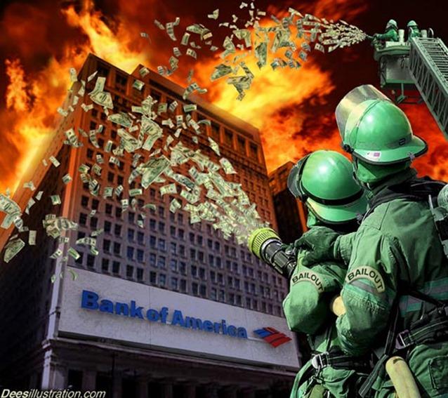 Renflouement des banques