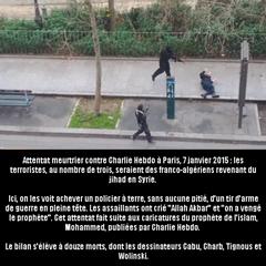 Attentat Charlie Hebdo Janvier 2015 (2)