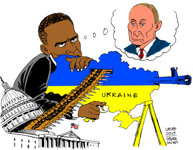 Latuff_Obama_vs_Poutine_Ukraine