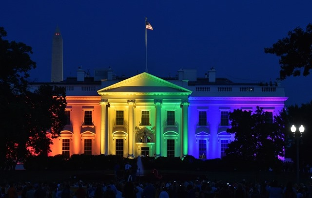 Regne de Sodome - Maison Blanche - USA