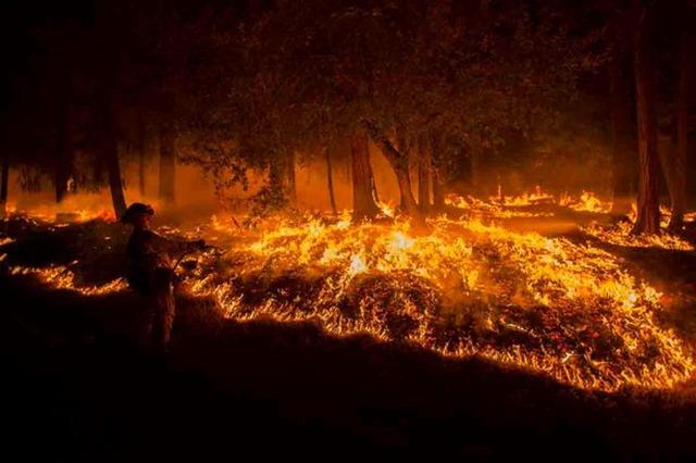 Wildfires California