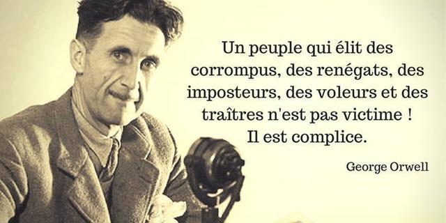 Citation Orwell