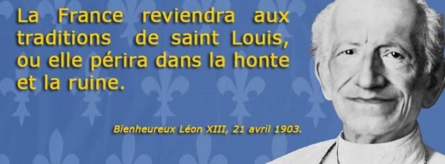 FRANCE Morte  !   Merci aux Francs Maçons  ! Citation-lon-xiii-saint-louis