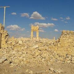 Temple de Baal - Palmyre - Syrie