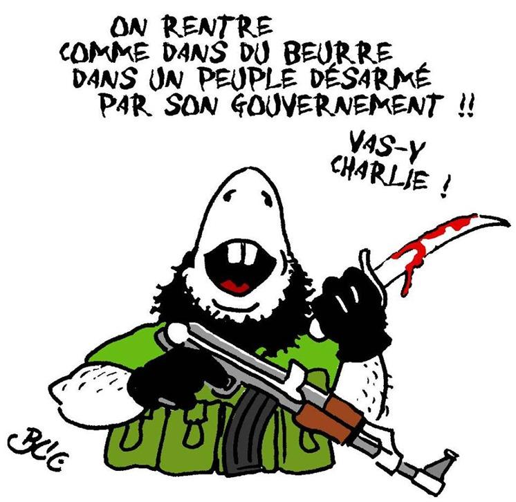 Blic_dessin_rouen_pretre_egorg_R_terrorisme_arme_gouvernement_peuple
