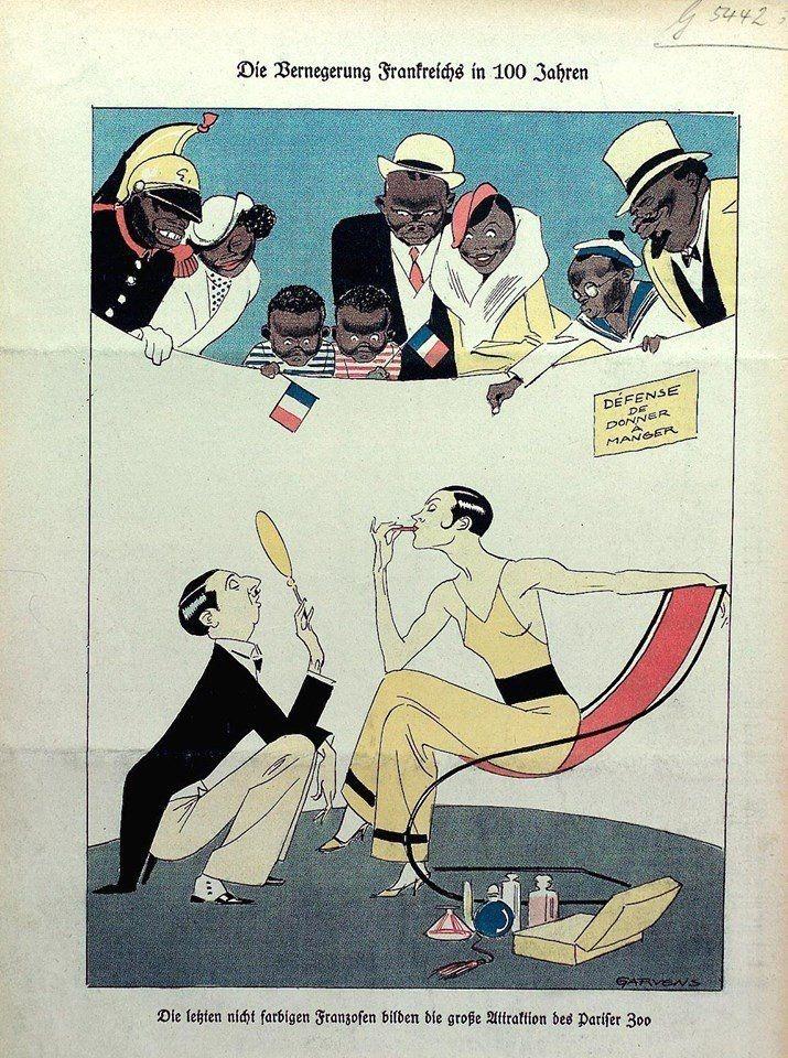 caricature-1932