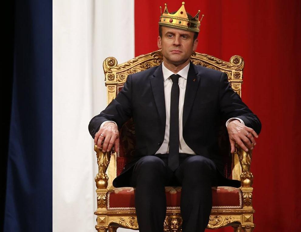 Le Roi Macron
